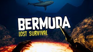 Bermuda Lost Survival - The Secrets of the Bermuda Triangle! - Hidden Volcano - Bermuda Gameplay