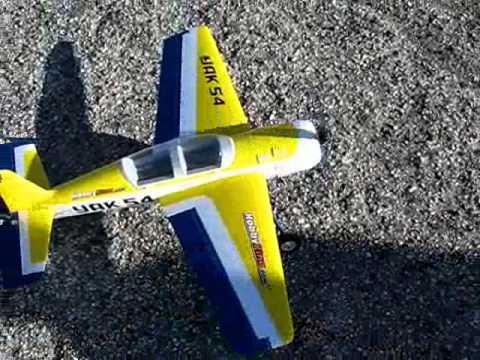 HobbyKing Yak 54 ~ Cool RC Plane