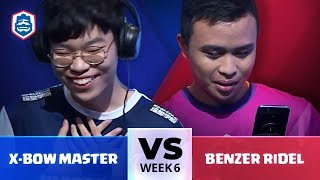 BENZER OP! X-BOW MASTER RARE LOSS IN 1V1!  | X-bow master vs BenZer Ridel | CRL Asia