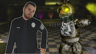 FINDING AN ABANDON HAUNTED FNAF PIZZERIA! - Garry's Mod Multiplayer Gameplay - FNAF Gmod Survival
