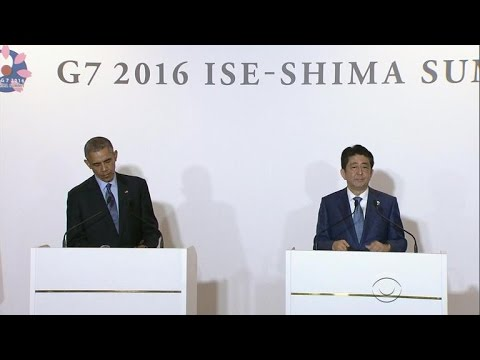 Okinawa murder overshadows Obama's Japan visit