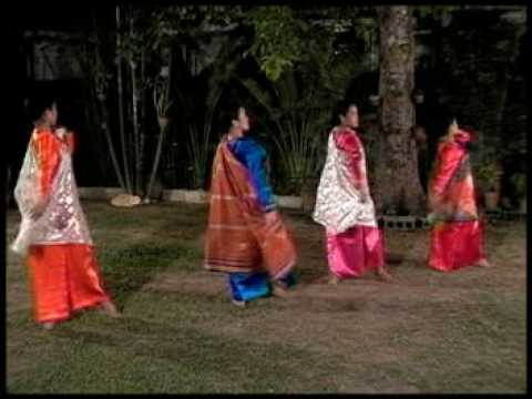 Philippine Folk Dance Kappa Malong Malong video