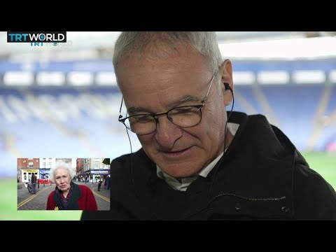 Exclusive: Leicester City Manager Claudio Ranieri reacts to messages from fans
