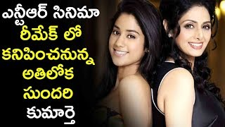 Sridevi Daughter Jahnavi Kapoor In Temper Movie Remake