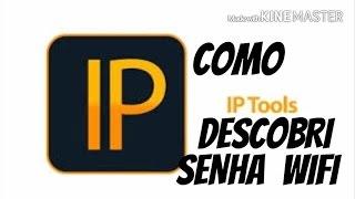 Como descobrir senha de WiFi com IP Tools(Tem Que está #conectado)