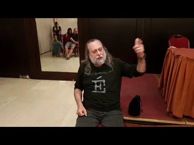"""""""Papo de Grécia"""" - Caio responde questões dos participantes da Viagem. - Transmissão ao vivo."""