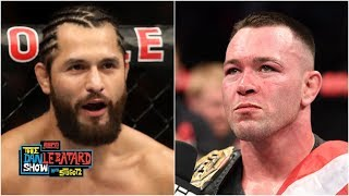 Jorge Masvidal tells his side of the Colby Covington beef | The Dan Le Batard Show
