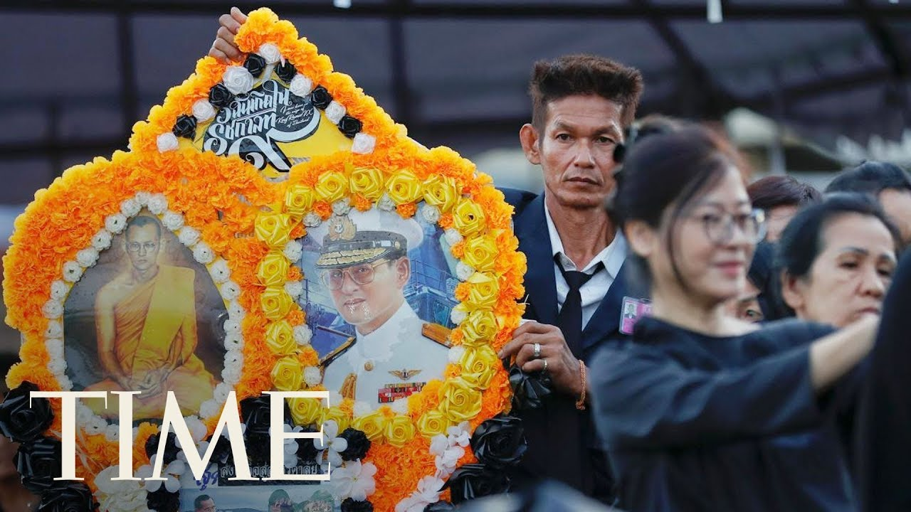Royal Cremation Ceremony For Thai King Bhumibol Adulyadej: Watch The Ceremony Take Place | TIME