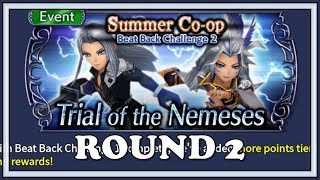 Summer Co-op Challenge 2 - Dissidia Final Fantasy Opera Omnia