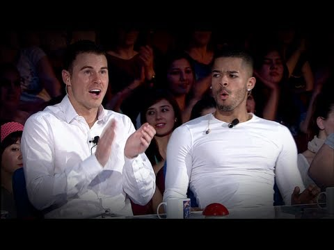 Billy & Jeremy From The F2 Will Be Judging A Freestyle Competition In Turkey