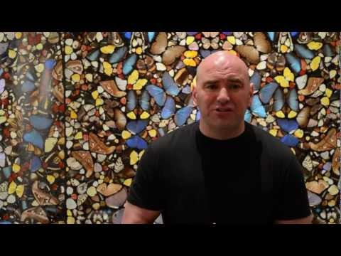 Dana White UFC on FUEL TV 8 Vlog Day 1