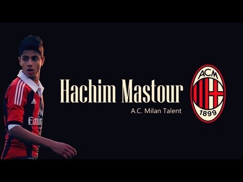 Hachim Mastour - Ac Milan - New Talent