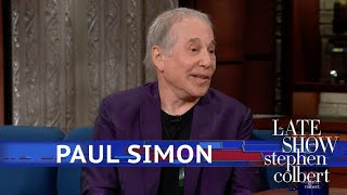Paul Simon Gives Some Old Songs A Second Chance
