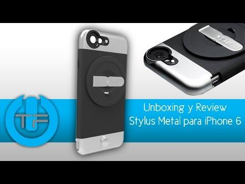 ZTylus Metal Filtros y lentes para el iPhone 6