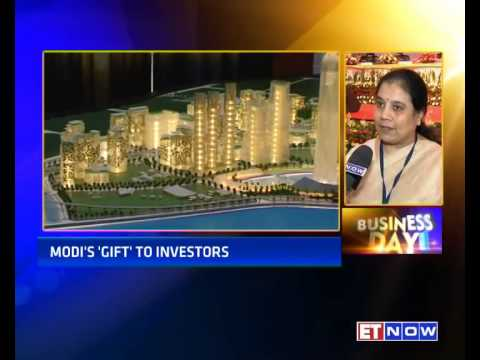 GIFT - India's 1st International Financial Service Centre Launched In Gujarat