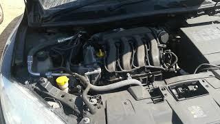 Car For Parts - Renault MEGANE 2010 1.6L 74kW Gasoline