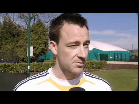Chelsea FC - Terry on the Champions League