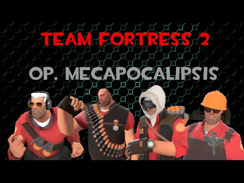 Misc Computer Games - Team Fortress 2 - The Calm