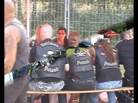Outlaws mc Poland 2008 Video