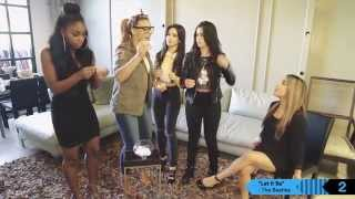 "Download Lagu Fifth Harmony Plays ""Lose Da Lyrics"" Guessing Game! Gratis STAFABAND"