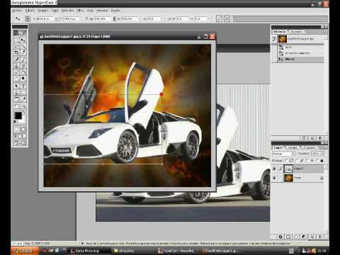 Crear Wallpaper Hd En Adobe Photoshop. o crear wallpapers. :S