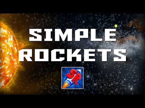 SimpleRockets APK Cover