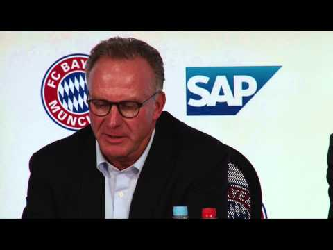 Karl-Heinz Rummenigge vs. Hans-Joachim Watzke: