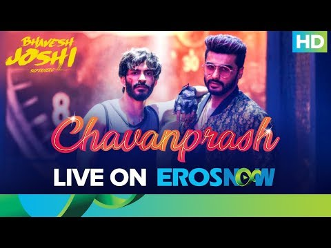 Chavanprash Song Live On Eros Now | Arjun Kapoor | Harshvardhan Kapoor | Bhavesh Joshi Superhero