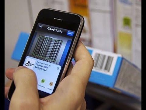 2013 my best iphone apps for iphone 5 / 4 and 4s barcode