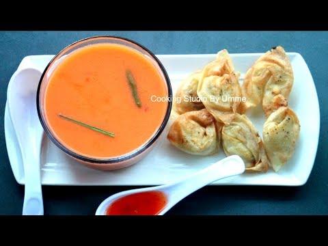 চাইনিজ রেস্টুরেন্টের থাই সুপ | Bangla Thai Soup | Bangladeshi Chinese Restaurent style Thai Soup