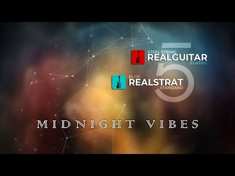 RealGuitar 5 and RealStrat 5