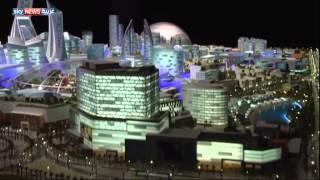 دبي.. بدء العمل بمول العالم مطلع 2015