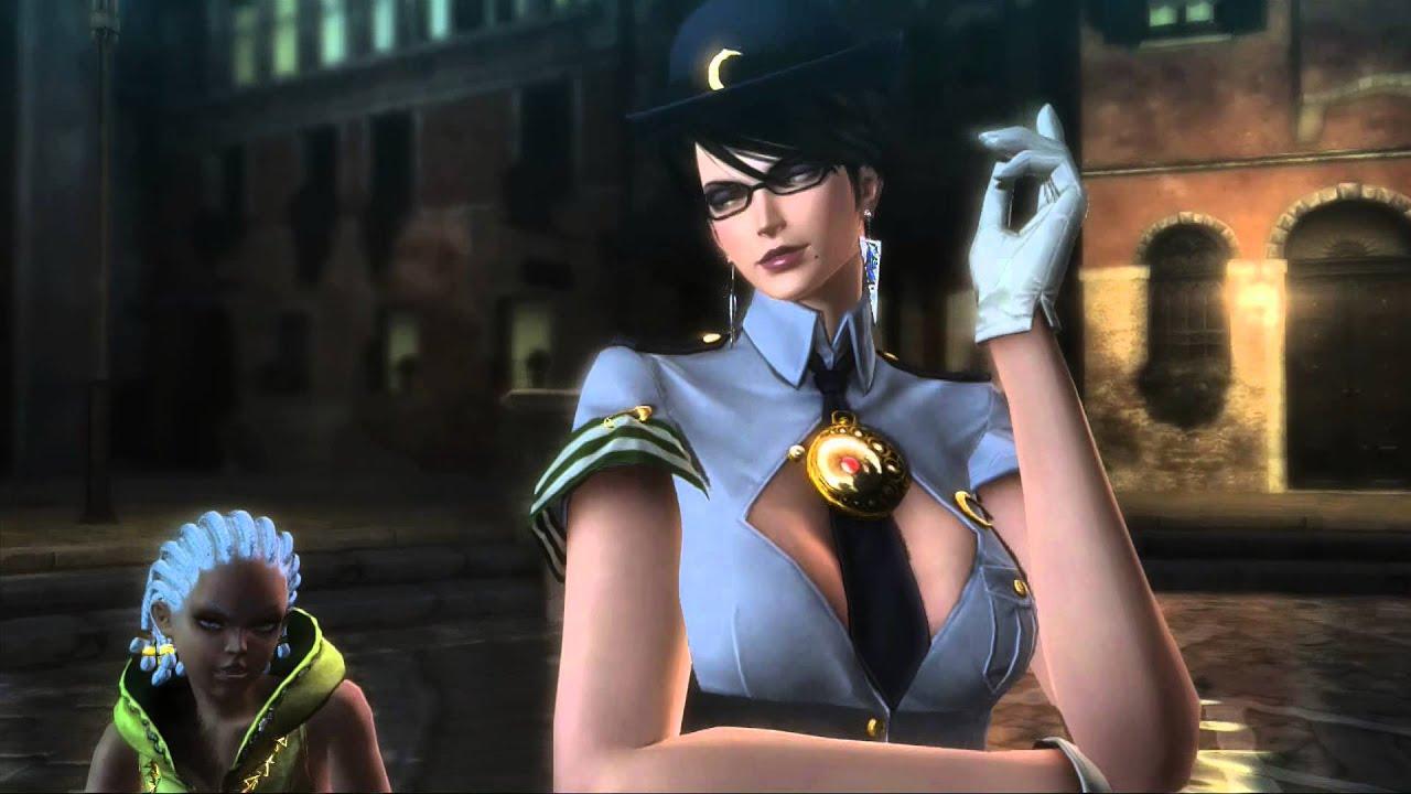 Bayonetta 2 naked scenes xxx clip