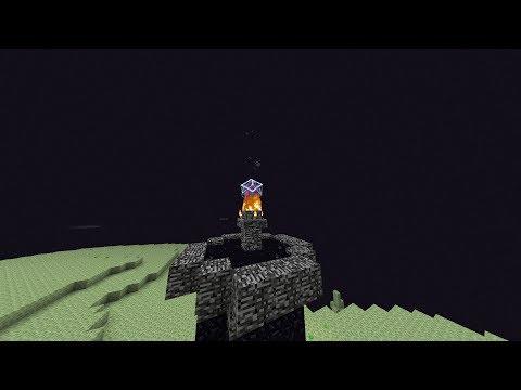 Ciencia en Minecraft. EnderCrystals