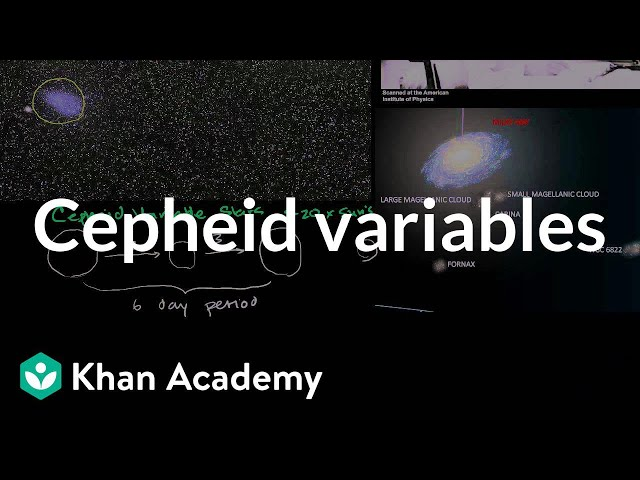 Cepheid Variables 1