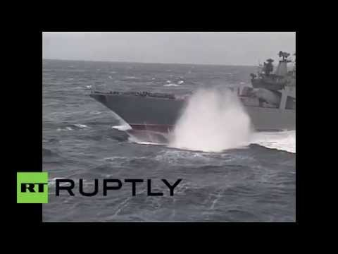 Russia: Huge Arctic military drills underway at Putin's request