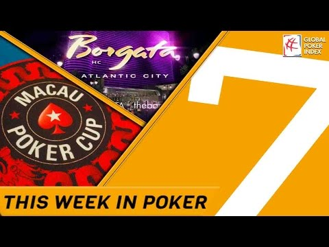 Today on Poker7: Borgata  Macau Poker Cup, WCOOP News, Jason Somerville Poker Cup & More!