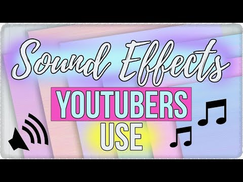 Download 30 Popular Sound Effects YouTubers Use Mp4 baru
