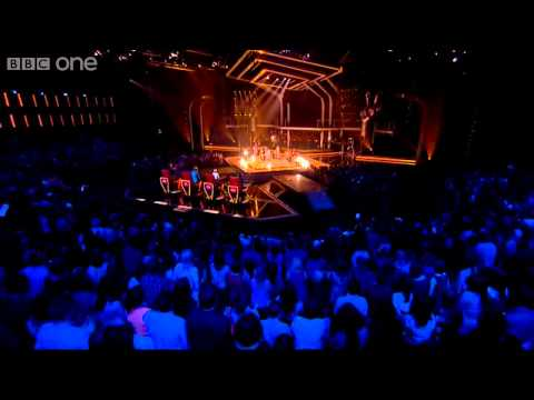 The Voice UK 2013 | Andrea Begley performs 'Ho Hey' - The Live Quarter-Finals - BBC One