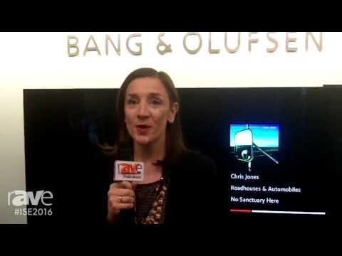 ISE 2016: Bang & Olufsen Demonstrates BeoLab 90 Loudspeaker
