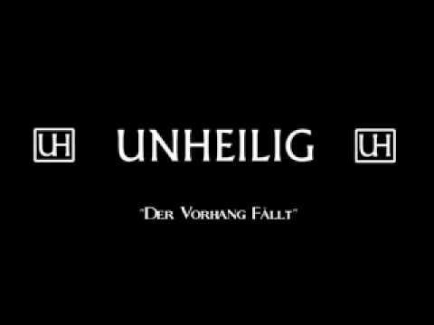 Unheilig - Der Vorhang faellt