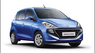 Hyundai SantrO 2018 Review In TAMIL