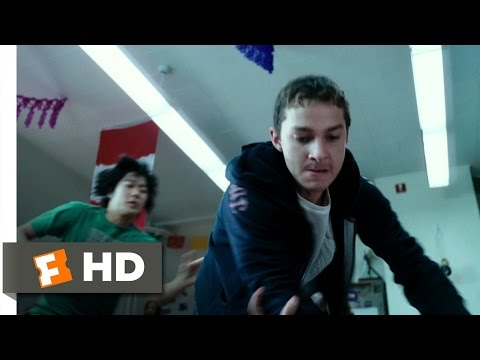 Disturbia (2/9) Movie CLIP - Punching Señor Gutierrez (2007) HD