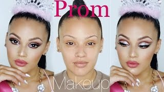 Prom Makeup Tutorial | Viva_Glam_Kay