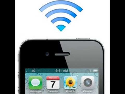 COMPARTIR INTERNET DEL IPHONE - IOS