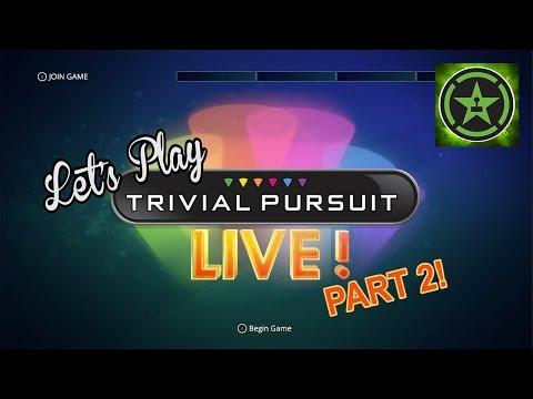 Let's Play - Trivial Pursuit Part 2