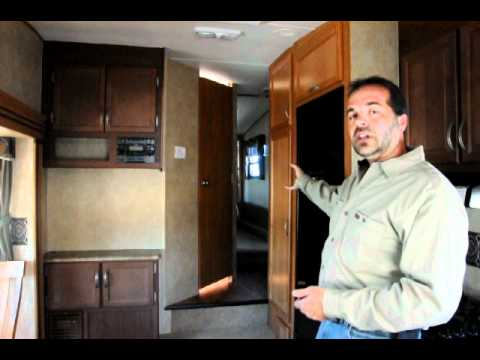 2012 Holiday Rambler Aluma-Lite 27RLS Fifth Wheel