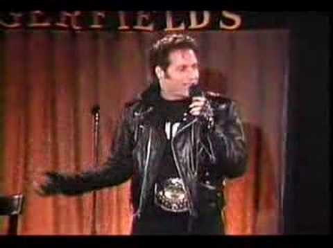 Andrew Dice Clay 1987 At Rodney Dangerfields Video
