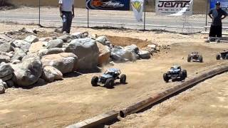 Rock Racing with Axial