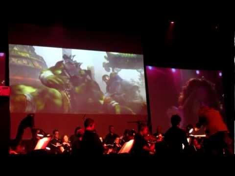 Video Games Live RJ - World of Warcraft